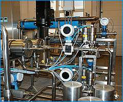 Egg white ultrafiltration (UF) system