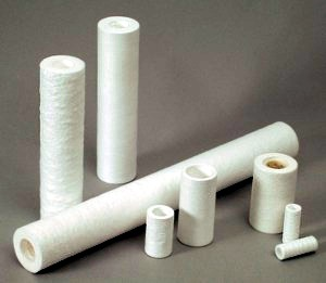 Coreless filter cartridges